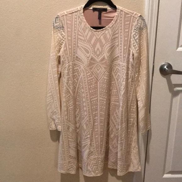 4b2c5c762b BCBGMaxAzria Dresses   Skirts - BCBG Natyly Long-Sleeve Lace Dress